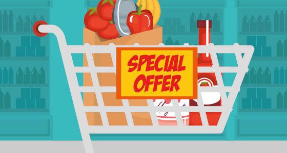 Μοναδικές Προσφορές Supermarket μόνο στο 24hrStores