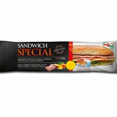 Sandwich Fresh Snack - Αγοράστε τώρα τη δική σας αγαπημένη γεύση