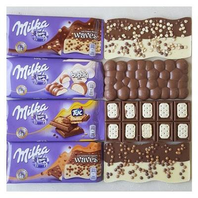 Σοκολάτες! Γλυκός πειρασμός τώρα εύκολα στον χώρο σας σε λίγα κλικ!