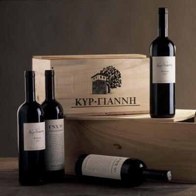 Κάβα κρασιών με Delivery στην Θεσσαλονίκη